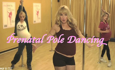 Prenatal Pole Dancing DVD