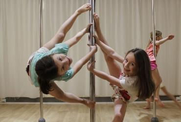 New courses for kids - POLE SPORT JUNIORS!