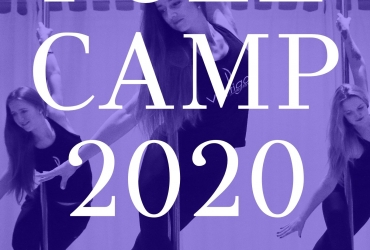 Pole Dance Camp 06/2020!